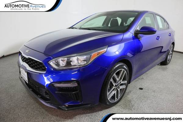 Photo 2019 Kia Forte, Deep Sea Blue - $14,495 (Automotive Avenues)