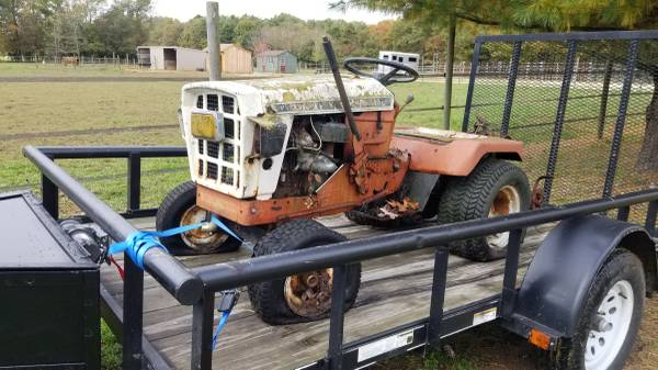 Photo 3314v Simplicity Tractor - $1,234 (Newfield)