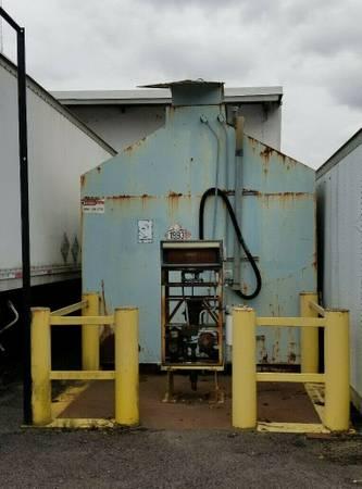 Photo 8000 Gallon Bio-diesel, Gas, Diesel FUEL STORAGE TANK w CONTAINMENT  - $6,500 (Delran)