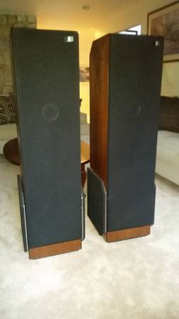 Photo Acoustic Research AR9 speakers. Rare - $2,400 (Marlton)