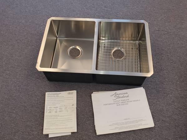 Photo American Standard Sink - $150 (Sewell)