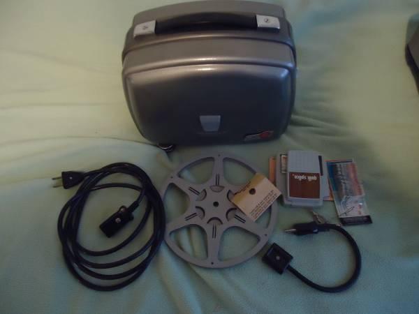 Photo Bolex Paillard 8mm Projector - $39 (Tabernacle)