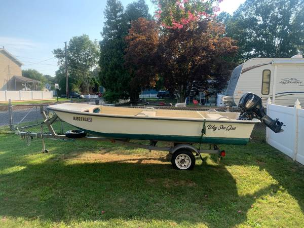 Photo Carolina Skiff J16 - $3,500 (Cape May)