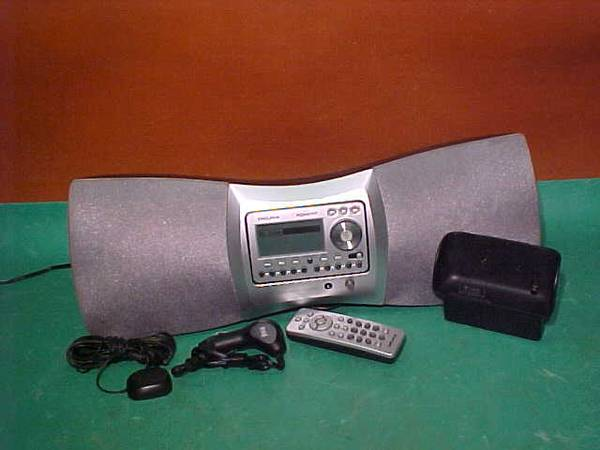Photo Delphi Sirius Skyfi (Activated) Antenna, Receiver, Remote, 12v, Boombo - $95 (SHAMONG)