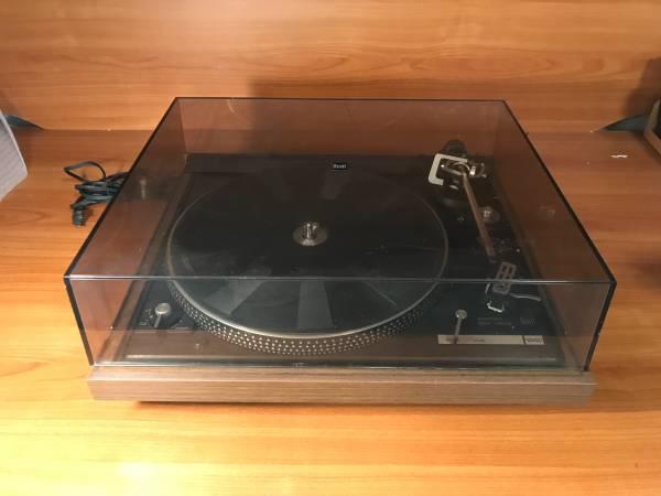 Photo Dual 1242 Turntable Vintage - $110 (Medford)