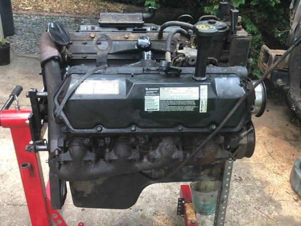 Photo Ford F250 F350 Diesel Engine 7.3L 8th Digit Vin F Thru 12698 - $845 (Merchantville)
