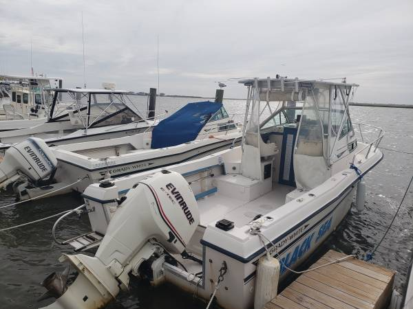 Photo Grady white offshore 24 - $18000 (Egg Harbor Townshi)