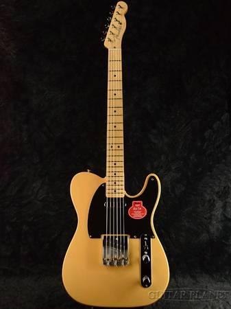 Photo NIB Fender Baja Telecaster - $1,150 (Bellmawr)