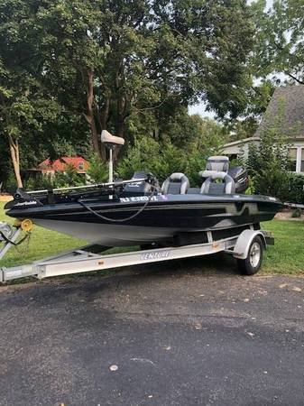 Photo Nitro Bass Boat - $4,500 (Vineland)