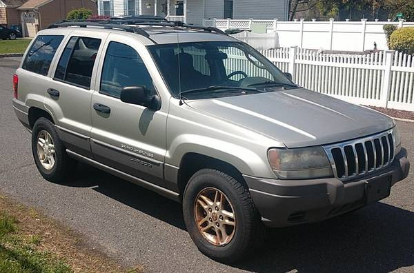 Photo PARTS 2003 Jeep Grand Cherokee