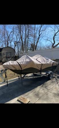 Photo Princecraft aluminum boat - $1750