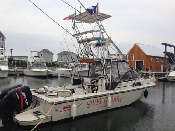 Photo RARE Classic - 2739 Boston Whaler w Tower - $29,900 (Sea Isle City, NJ)