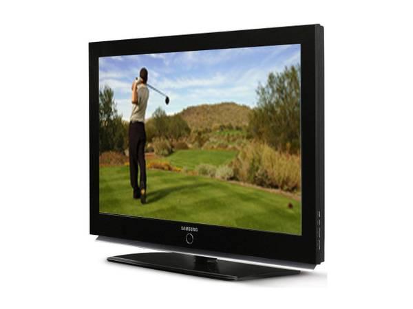 Photo Samsung 40quot LCD HDTV - $150 (Mount Laurel)
