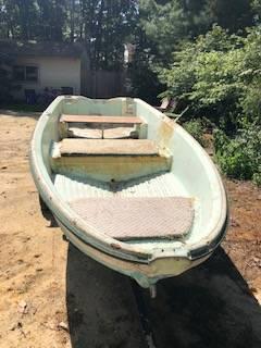 Photo Sears super gamefisher 1200 boat - $100 (Marlton)