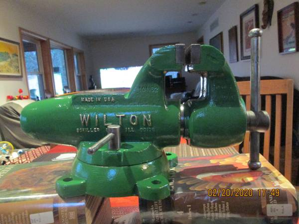 Photo Wilton  Vise 4.5 inch - $450 (millville)