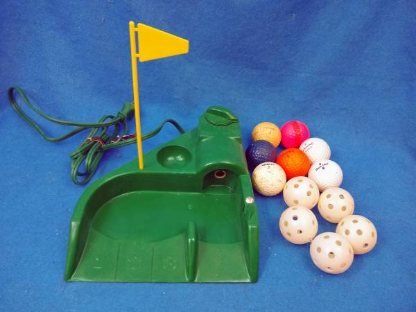 Photo World of Golf Electric Putting Practice Partner - $15 (Haddon Heights)