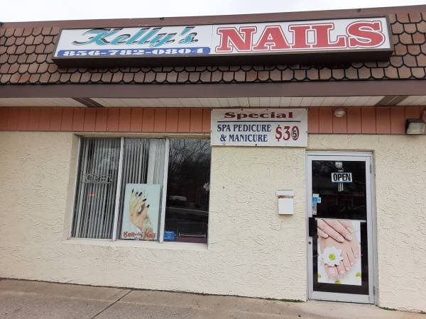 Photo nail salon space for lease (clementon)