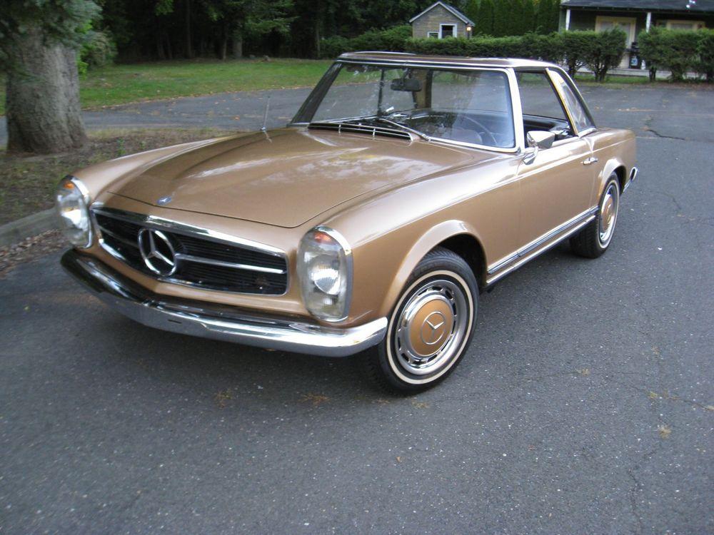 1968 Mercedes-Benz SL-Class 280 SL | Cars & Trucks For ...