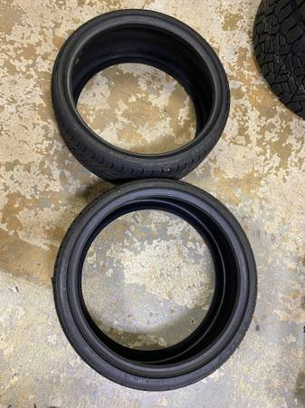 Photo used 25530r20 toyo proxes tires - $300 (egg harbor twp)