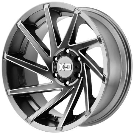 Photo xd834 wheels 20x12 -44 8x170 - $1,000 (egg harbor twp)