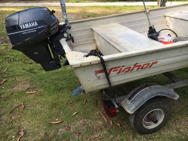 Photo 12 Fisher Jon Boat - $1,000 (Melbourne Beach)