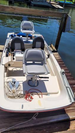 Photo 1985 14 McKee Craft Boat with Suzuki 60 4 Stroke - $5,995 (Satellite Beach, FL)