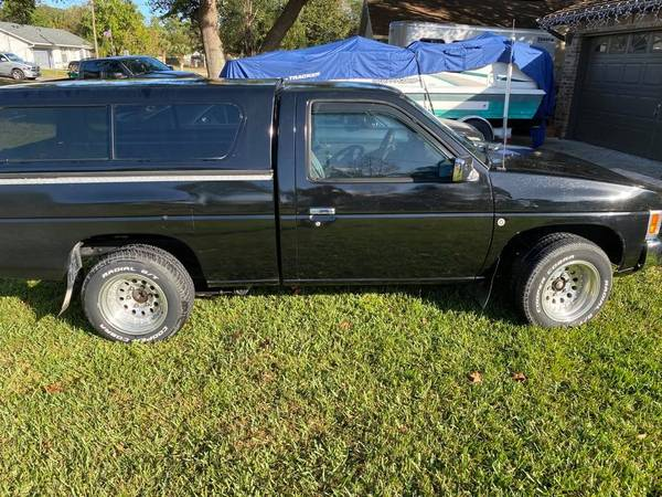 Photo 1995 Nissan Pickup Truck - $3,000 (Port St. John)