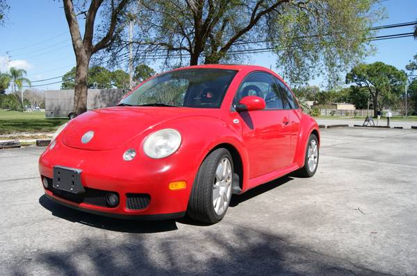 Photo 2002 VW New Beetle Turbo S - $2695 (Pineda Auto Sales Melbourne)