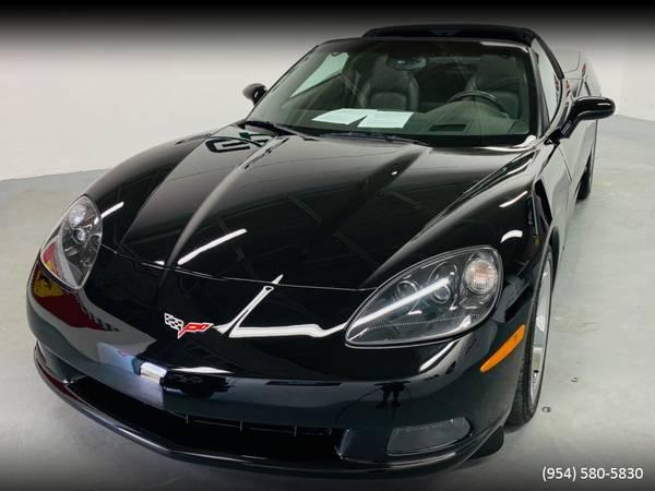 Photo 2007 Chevrolet Corvette Z51 Z 51 Z-51 - $26,499 (GP Motorcars)
