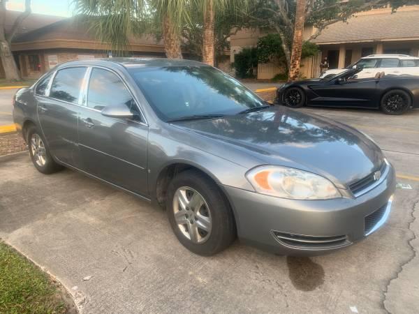 Photo 2008 Chevy Impala - $2300 (Palmbay)