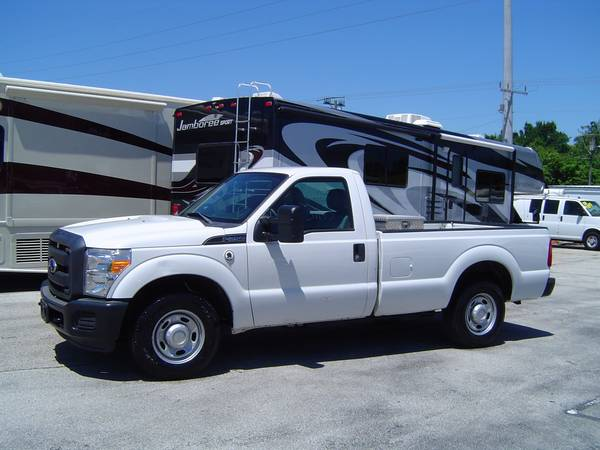 Photo 2013 F250 only 36k miles CNG Gas Bio fuel Ford $11995 - $11995 (cocoa)