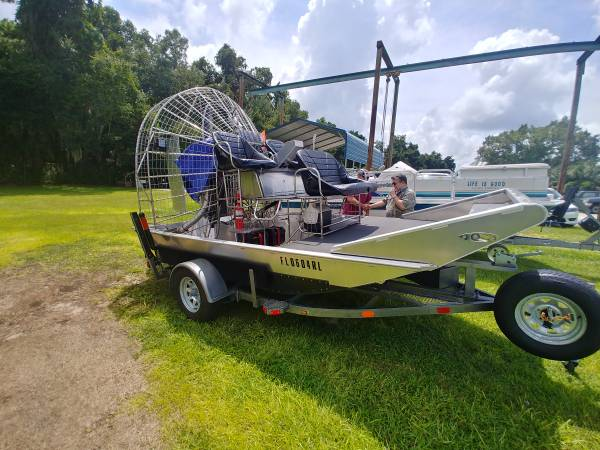 Photo 2017 Custom Airboat - $26500 (Crystal River)