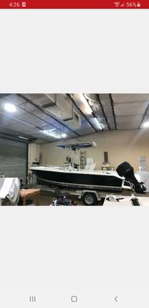 Photo 21 ft center console - $15,950 (Palm Bay)