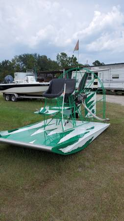 Photo Airboat 0360 - $12500 (Jesup)