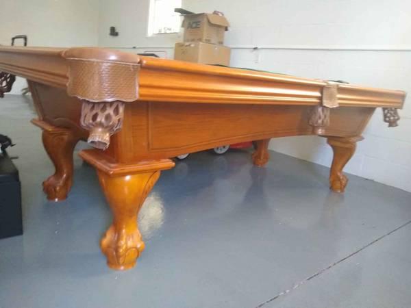 Photo Billiard Table 4x8 American Heritage pool table $750 - $750 (Melbourne)