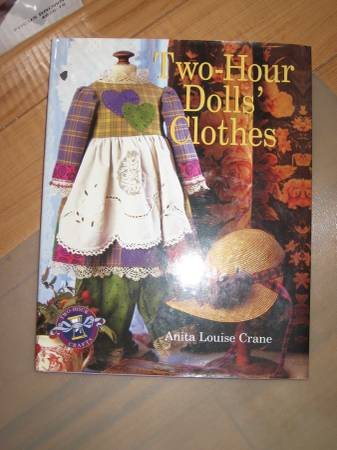 Photo Book - Sewing - Two-Hour Doll39s Clothes (how to make, etc) - $5 (Cocoa)