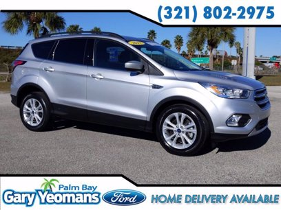 Photo Certified 2017 Ford Escape FWD SE for sale