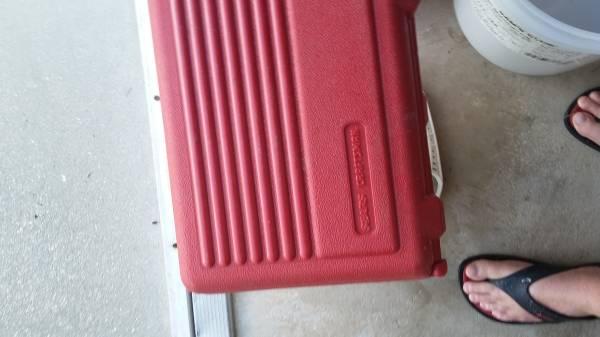 Photo Craftsman plastic tool case (no tool) - $2 (Palm Bay NW)