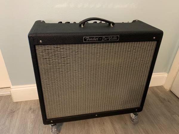 Photo Fender Hot Rod Deville 212 - $450