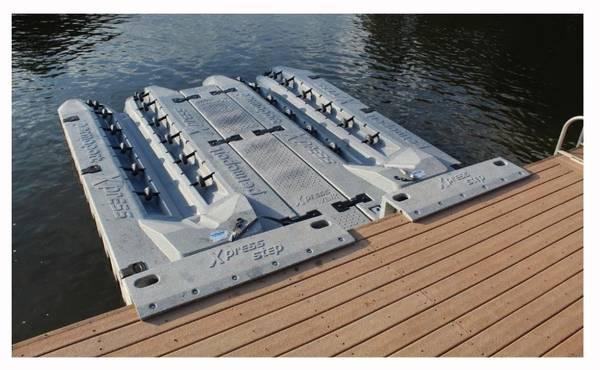 Photo Floating Jet Ski Ports, PWC Drive On Docks - $1 (brevard county, fl)