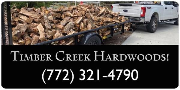 Photo Fully Seasoned Split Oak Firewood - $70 (Micco)