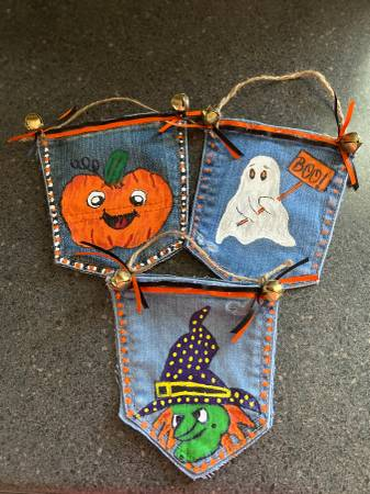 Photo Halloween Gift Card Holders (Cocoa Beach)