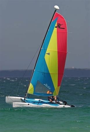 Photo Hobie Cat Wave For Sale - $1,500 (Cocoa Beach)