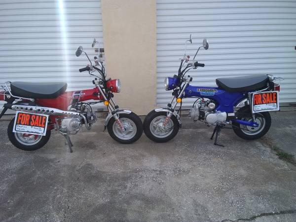 Photo Replica Honda Trail 70 in like new condition - $900