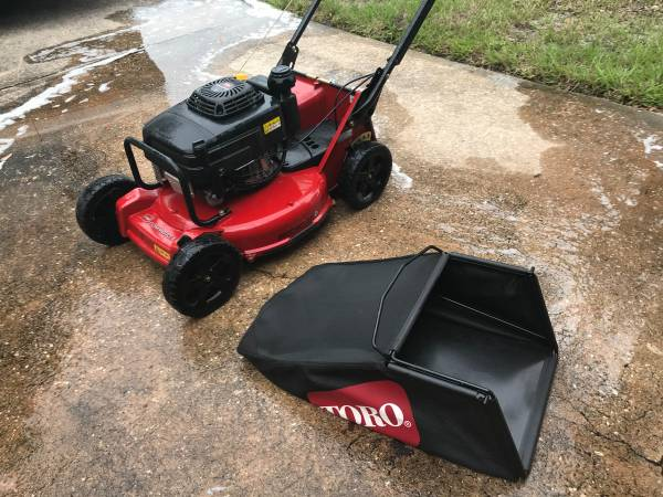 Photo Toro Commercial Mower and Husq Saw and Professional Hedge Trimmer - $1,025 (Cocoa)