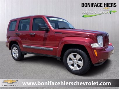 Photo Used 2012 Jeep Liberty 4WD Sport for sale
