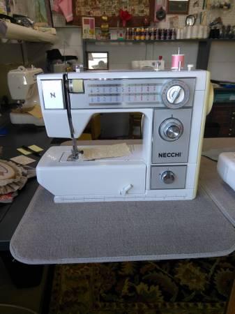 Photo Used rebuilt sewing machines - $45