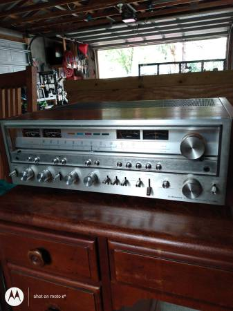 Photo Vintage Pioneer SX 980 Stereo Receiver - $950 (Titusville)