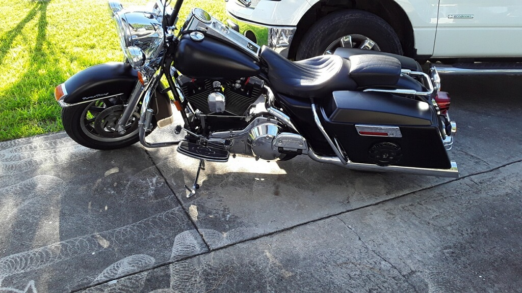 Photo 2004 Harley-Davidson ROAD KING CVO $6500164.45164.45