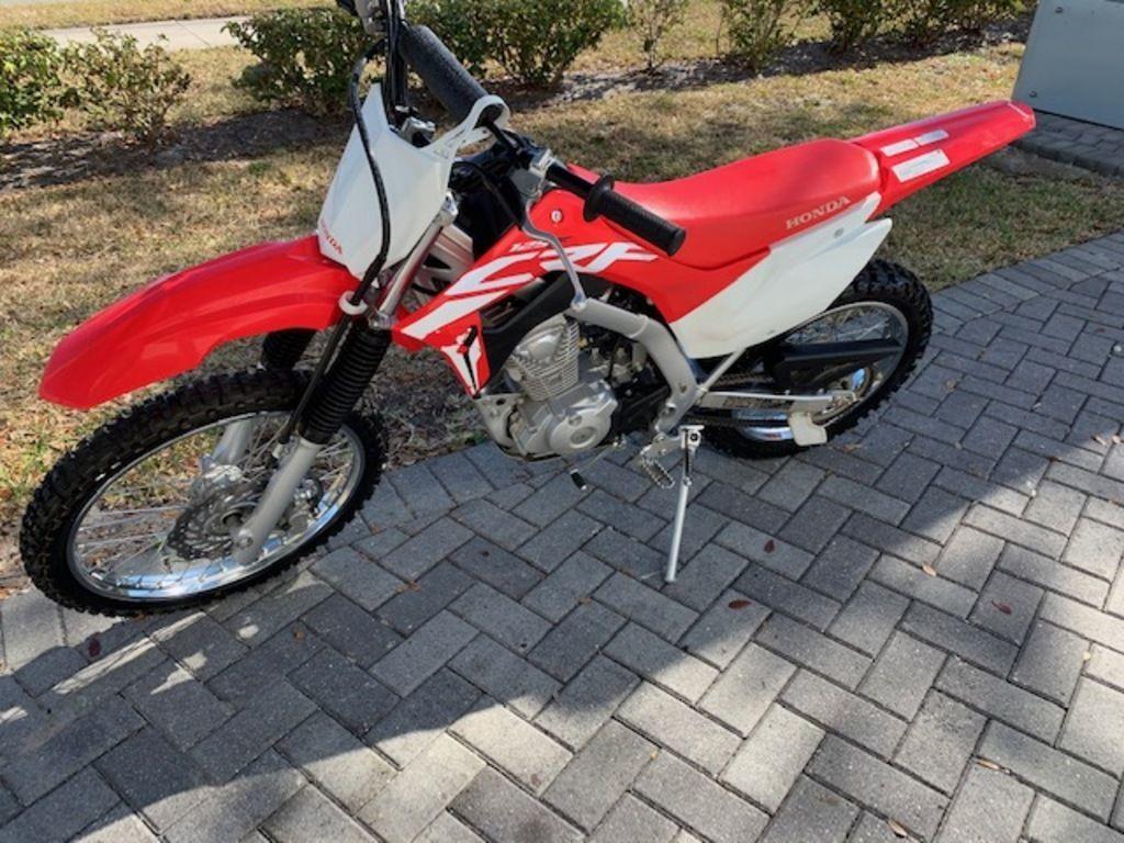 Photo 2021 Hondaxc2xae CRF125F Big Wheel $3199